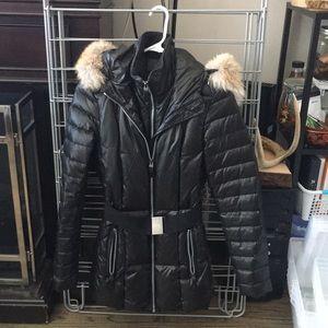 Danier Puffer 3XS Raccoon Fur Hood